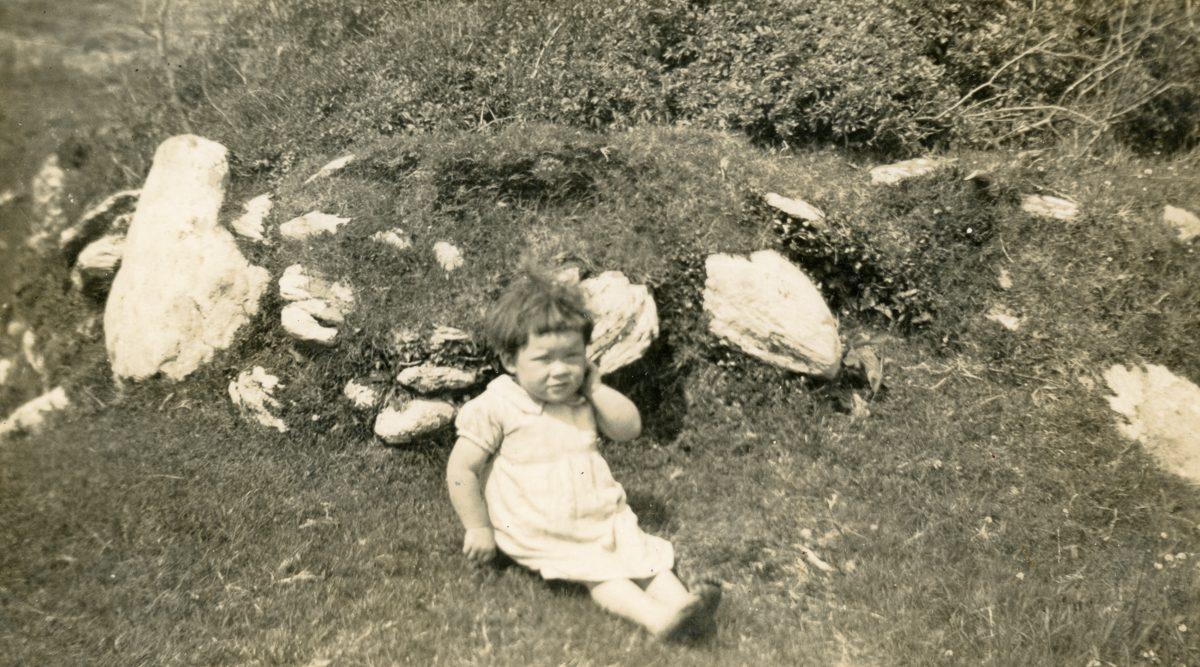 Dwyer // Boston & Beara :: Maureen Dwyer, Eyeries, Co Cork, c1937
