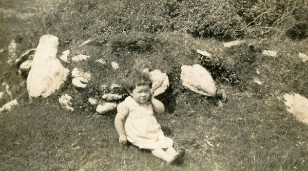 Maureen Dwyer, Eyeries, Co Cork, c1937