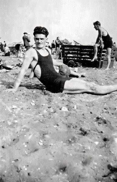 Andrew C. Moore, New Jersey Shore, c. 1930